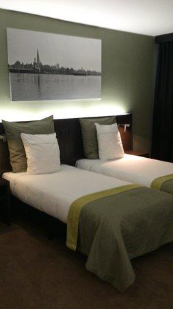 Hotel Ter Elst : Room