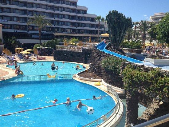 Spring Hotel Bitacora: Bitacora Pool