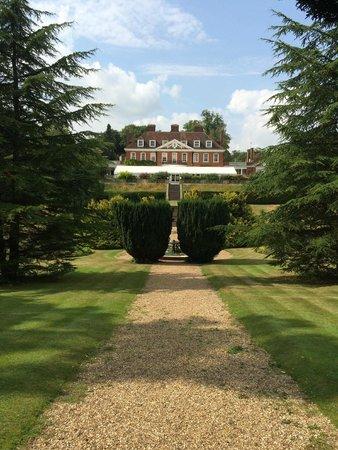 Mercure London North Watford Hunton Park Hotel : The grouds at Hunton Park