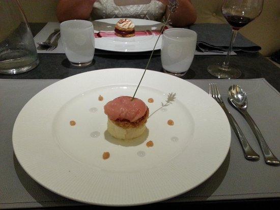 la cape : Dessert