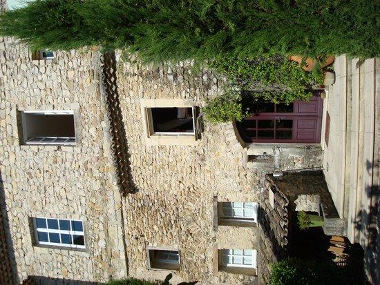 Front Entrance of Bastide La Combe