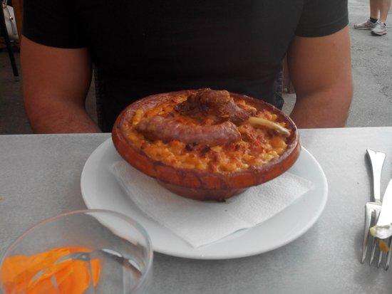 Restaurant Adelaide : cassoulet