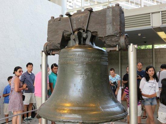 Liberty Bell Center: Liberty Bell