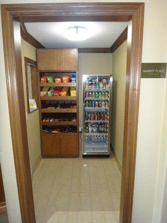 Comfort Inn & Suites : Market Place
