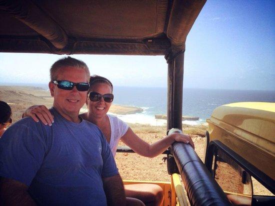 De Palm Tours : Jeep tour Aruba