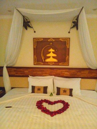 Grand Mirage Resort and Thalasso Bali: Honeymoon surprise!