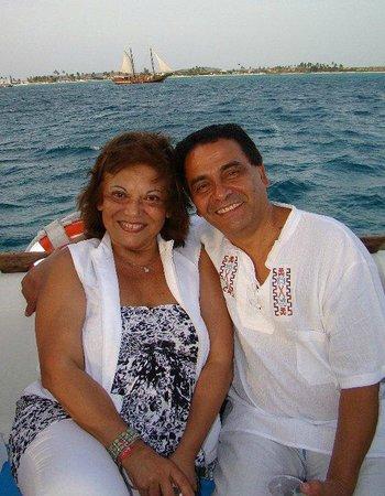 Occidental Grand Aruba All Inclusive Resort: navegando