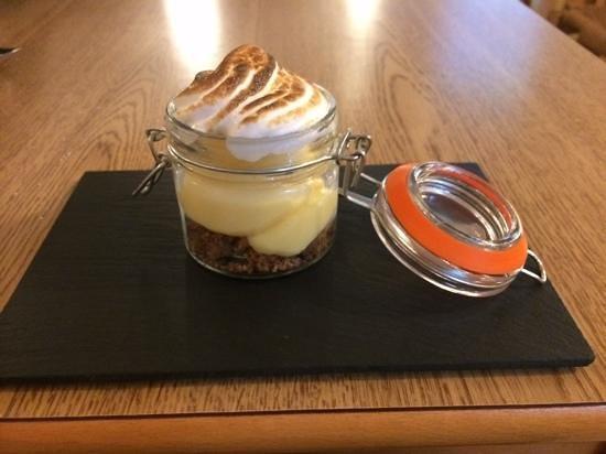 Ses Eufabietes: köstliches Dessert