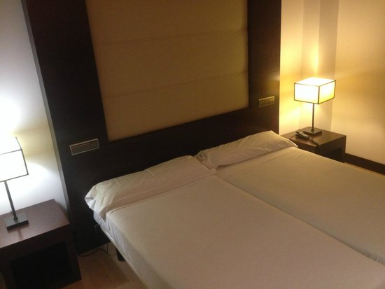 Eurostars i-Hotel: Cama de no matrominio (dos camas juntas)