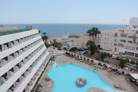Hotel Roc Golf Trinidad: Vistas desde la habitación