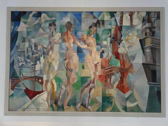 Musee d'Art Moderne de la Ville de Paris: Painting