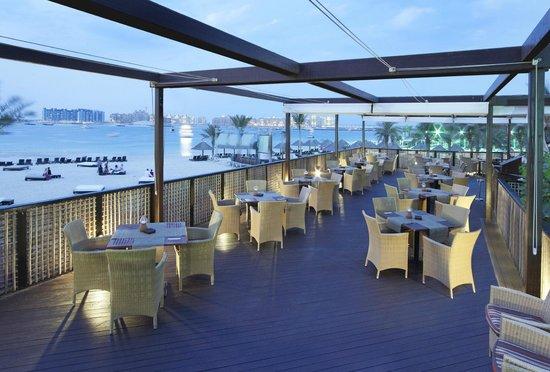 Barasti Beach Bar : interno