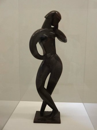 Musee d'Art Moderne de la Ville de Paris: Sculpture