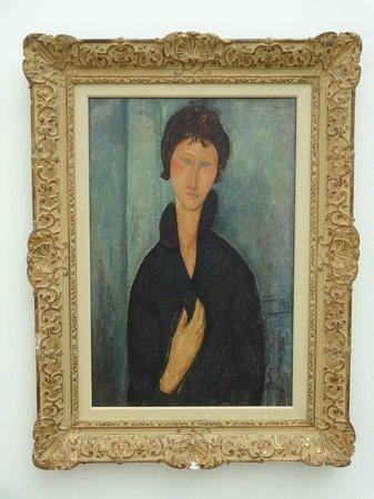 Musee d'Art Moderne de la Ville de Paris: Modigliani