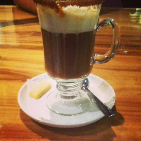 Coffee club: Irish Coffee