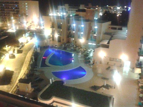 Pierre & Vacances Residenz Torremolinos Stella Polaris: View at night
