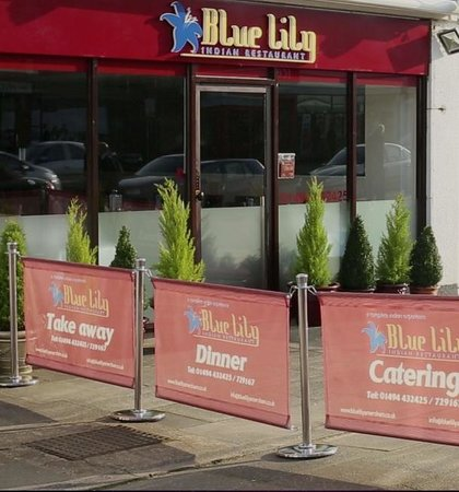 Blue Lily: Blue Lily (Indian Restaurant)