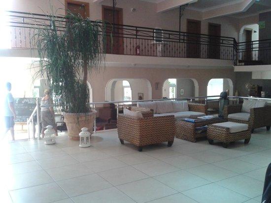 Hotel La Rosa : Lobby