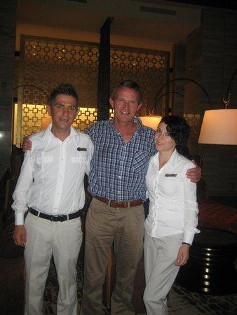 Kaya Palazzo Golf Resort : Lobby Lounge Bar Fantastic.