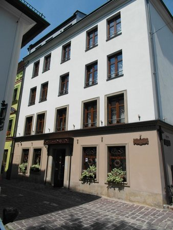 David Boutique Hotel: Hotel Front