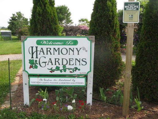 Peshtigo, WI: Welcome to the Harmony Arboretum & Gardens!