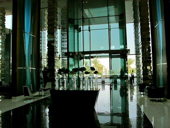 Fairmont Bab Al Bahr: ingresso