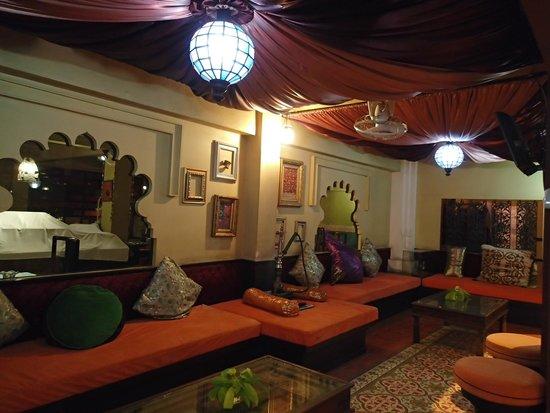 Imm Fusion Sukhumvit : Lobby sitting area
