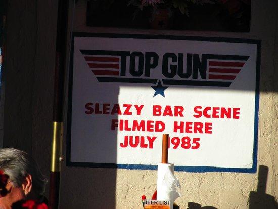 Kansas City Barbeque: Top Gun Foi Filmado Aqui