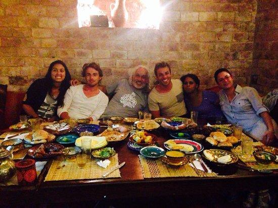 Riad Jade Mogador : Cena de viernes de Ramadán