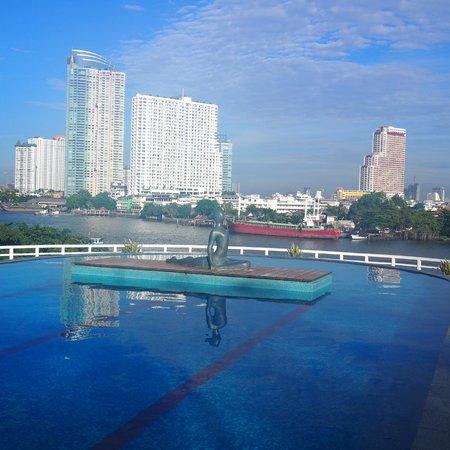 Chatrium Hotel Riverside Bangkok : Pool