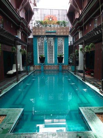 Imm Fusion Sukhumvit: Pool daytime