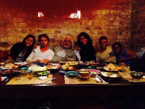 Riad Jade Mogador : un gran banquete