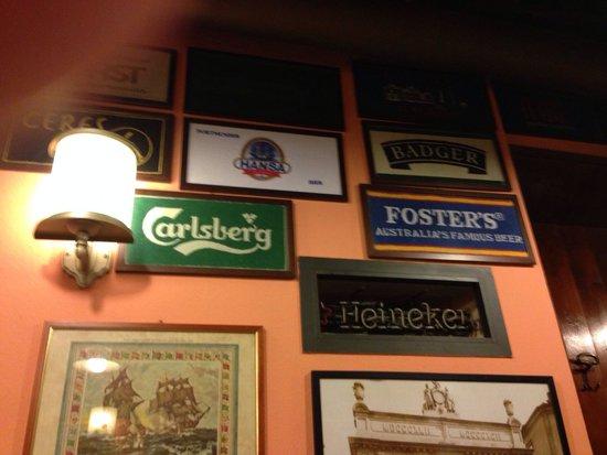 Il Brigantino: Tante birre e non lo nasconde!