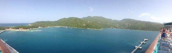 Labadee: Haiti