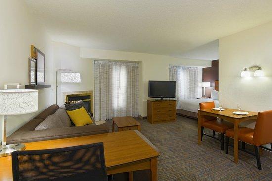 Residence Inn Philadelphia Montgomeryville: Studio Suite