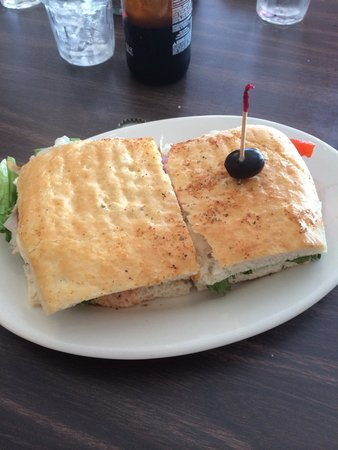 Saladino's Italian Market : Great sandwich!