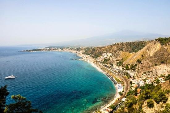 Hotel Villa Diodoro: Fabulous view!