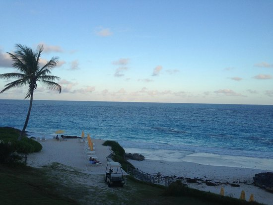 Coco Reef Resort Bermuda: view from room