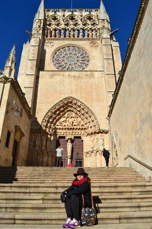 Catedral de Burgos: Entrada