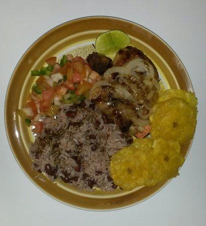 Anthony's Chicken: Grilled Pork/Cerdo Asado
