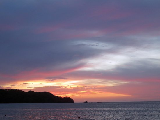 The Westin Golf Resort & Spa, Playa Conchal: Sunsets!