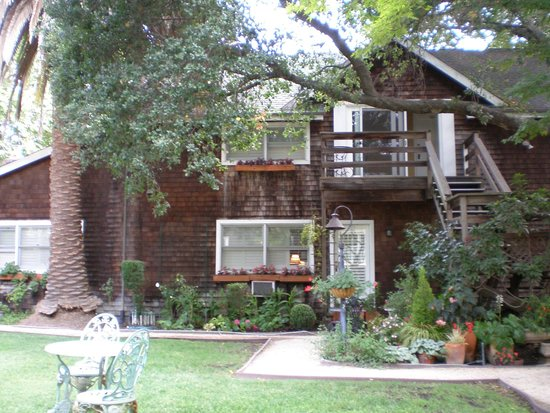 Beazley House: The East Loft is our favorite