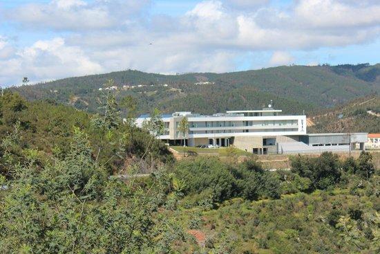 Villa Pampilhosa Hotel: Vista para o hotel