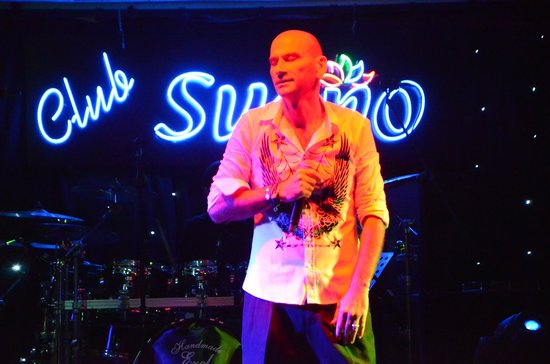 Sueno Hotels Beach Side: MÜKEMMEL BİR EGLENCE VE KONSER VEREN ALTAY KONSERİNDEN