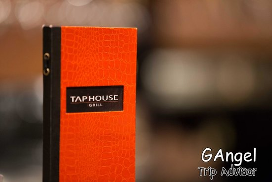 Tap House Grill: Menu, awesome selection