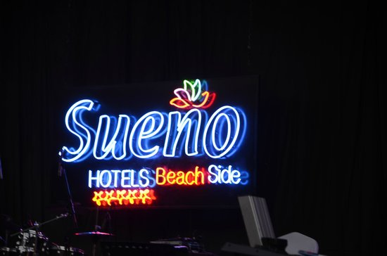 Sueno Hotels Beach Side: SİBEL ÇETİN & AYHAN ÇETİN