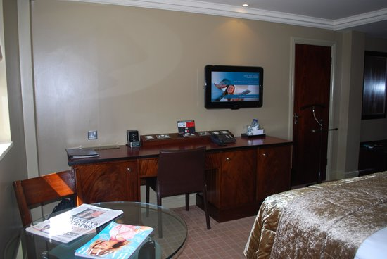 Radisson Blu Edwardian Grafton Hotel : Room 417
