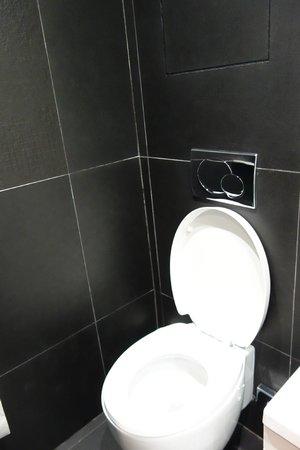 Holiday Inn Paris - Notre Dame : banheiro 611