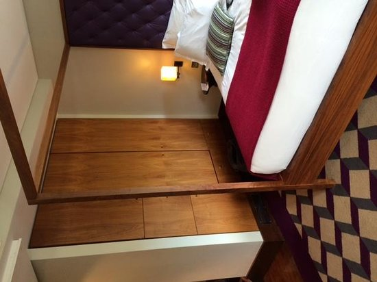 Fitzwilliam Hotel Dublin: Comfy Bed