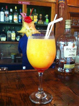 Falls Resort at Manuel Antonio : Yummt (and strong) drinks!